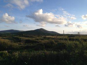 Evening: Cruach Mhárthain