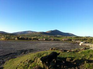 Cruach Mhárthain and Sliabh an Iolair